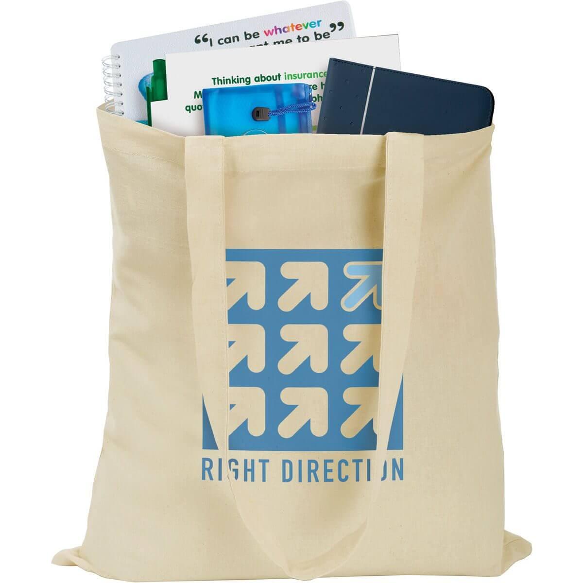 Budget Cotton Tote Bag