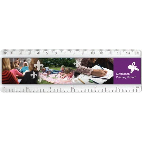 15cm Plastic Insert Ruler