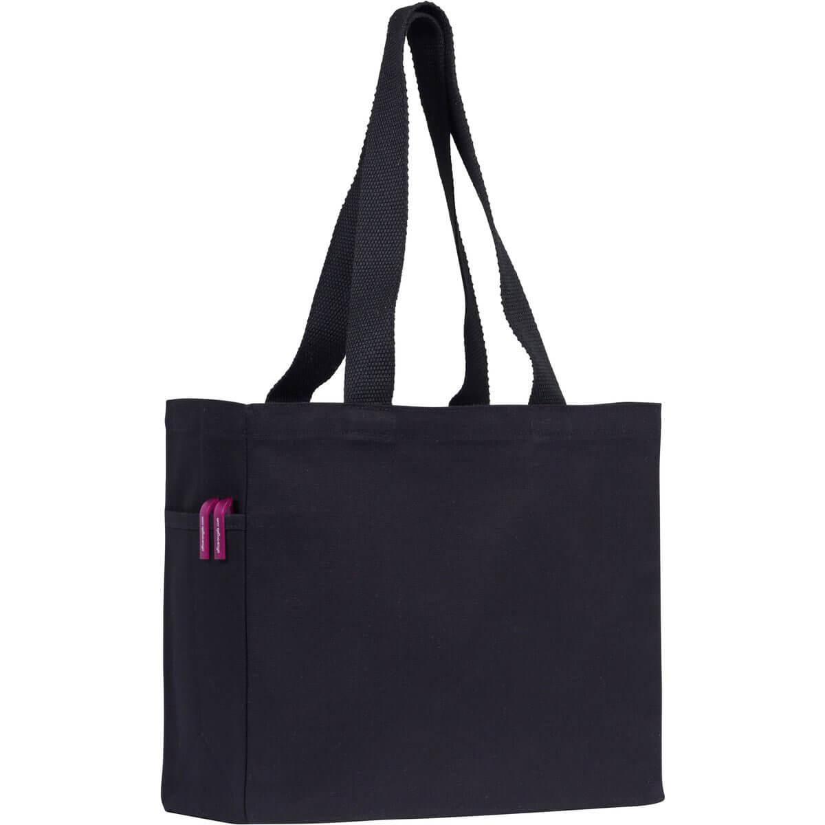 Premium Gusset Cotton Tote Bag