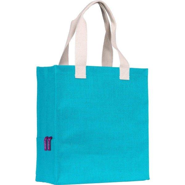 Classic Jute Tote Bag