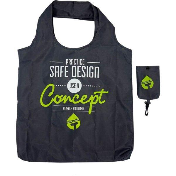 Pantone Matched Shopping Bag