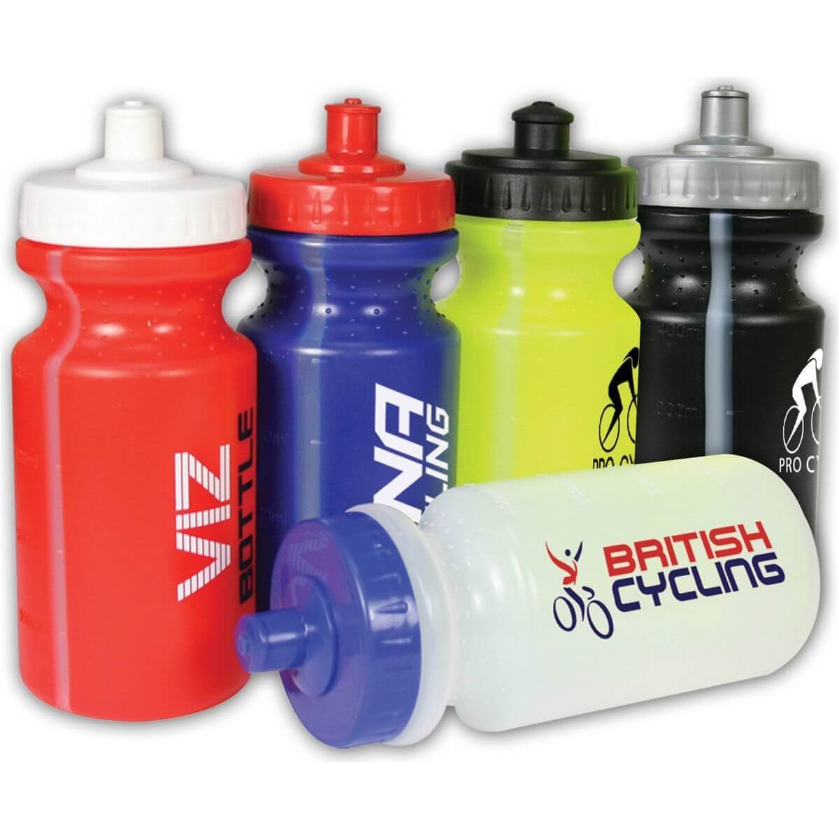 Branded & Promotional 500ml Cycle Sports Bottle | Action Promote