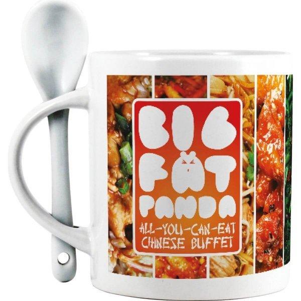 Classic Spoon Mug