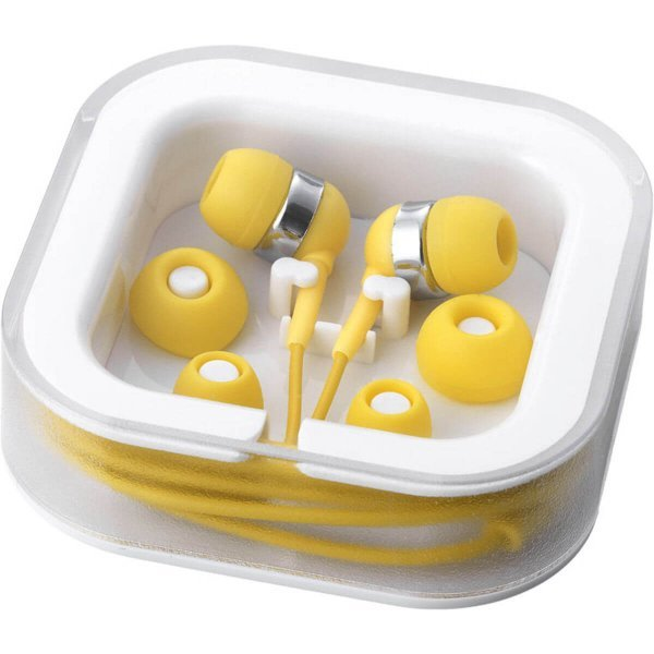 Coloured Earbuds