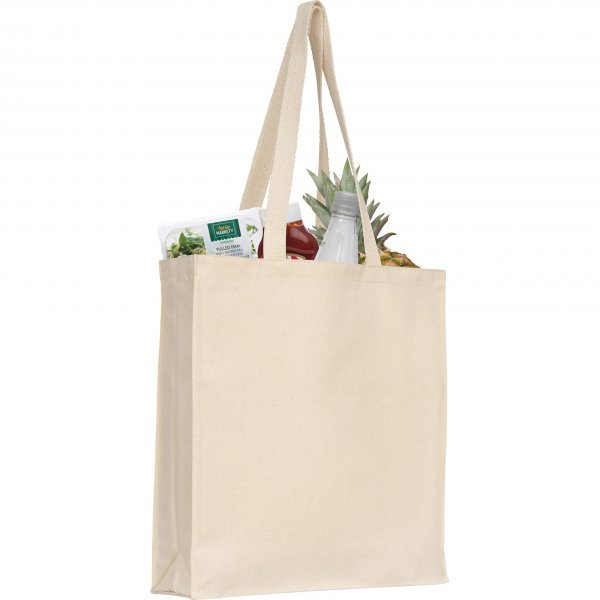 Quality Gusset Cotton Tote