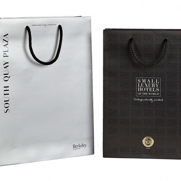 Laminated Paper Carrier Bags