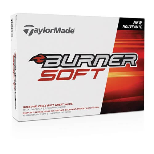 Taylormade Burner Soft Golf Ball