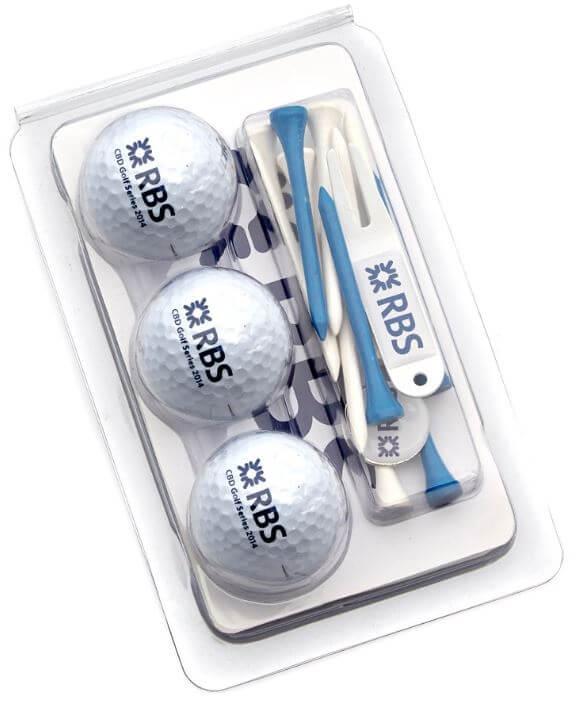 Golf Gift Pack