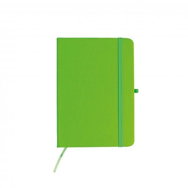 A5 Neon Notebook