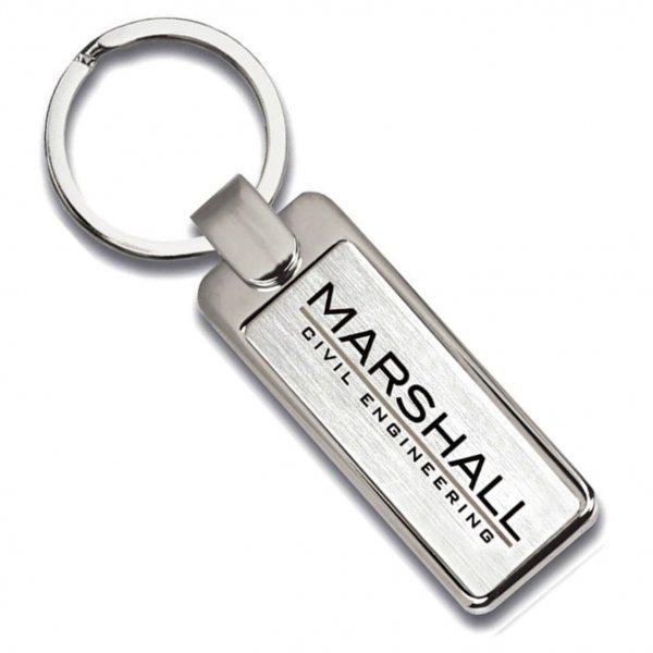 Premium Metal Keyring