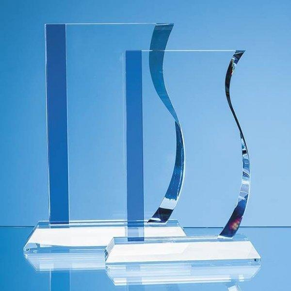 Crystal Blueline Wave Award