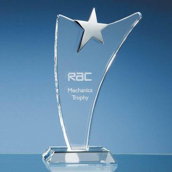 Crystal Swoop Award