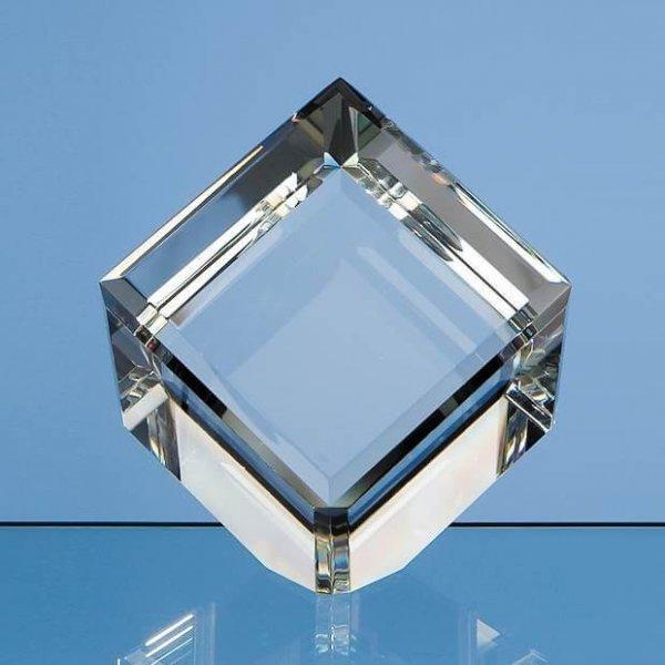 Crystal Bevel Edge Award