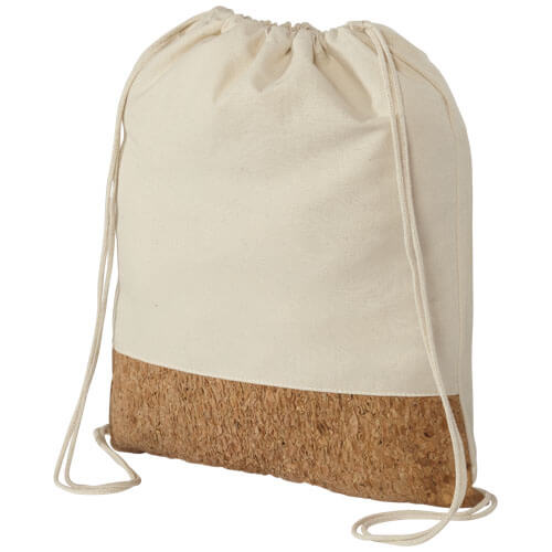 The Cotton and Cork Bag