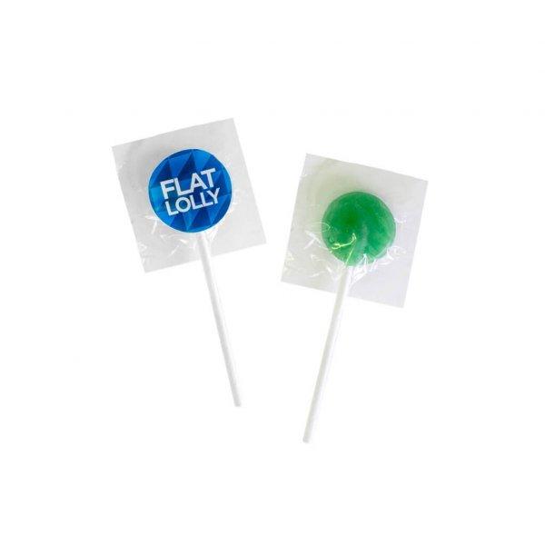 Flat Lollipop