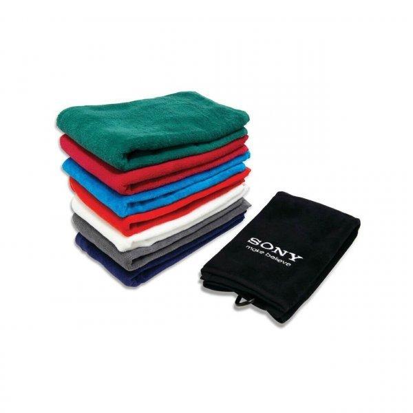 Luxury Tri-Fold Golf Towel
