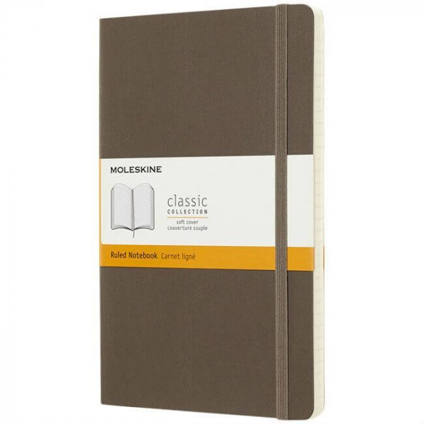 Classic Softcover Moleskine Notebook