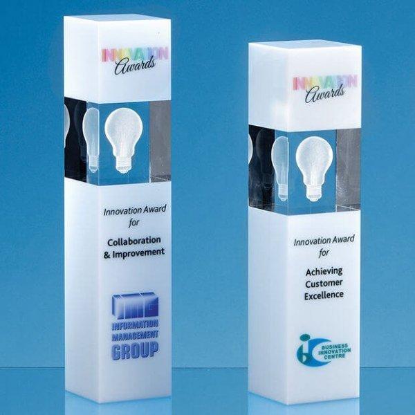 Column Crystal Awards