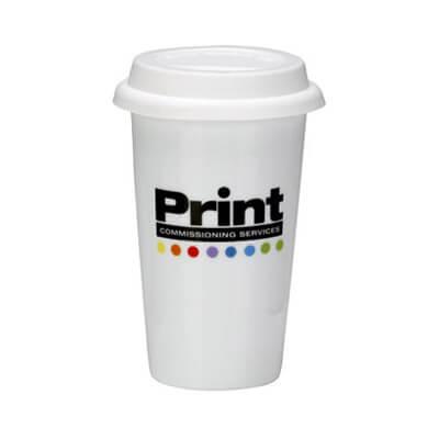 Ceramic Takeaway Mug