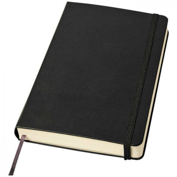 Expanded Moleskine Classic Notebook