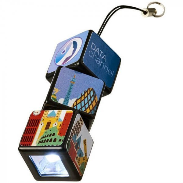 Rubik's® LED Torch