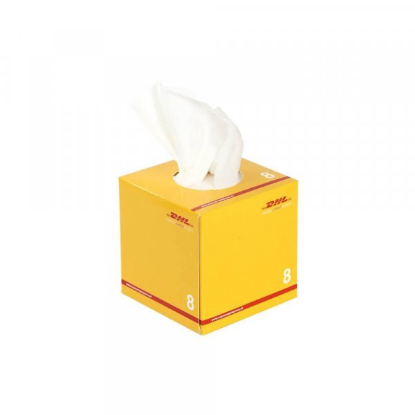 Promotional Tissue Cube Box