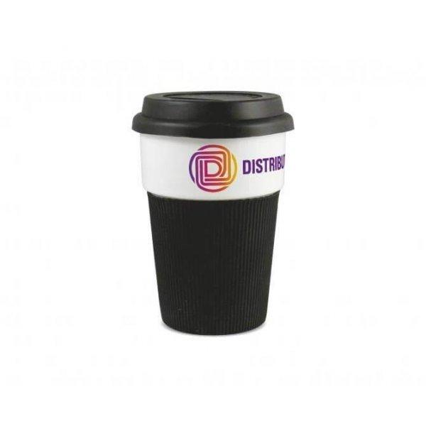 AntiBac - Ceramic Takeaway Mug