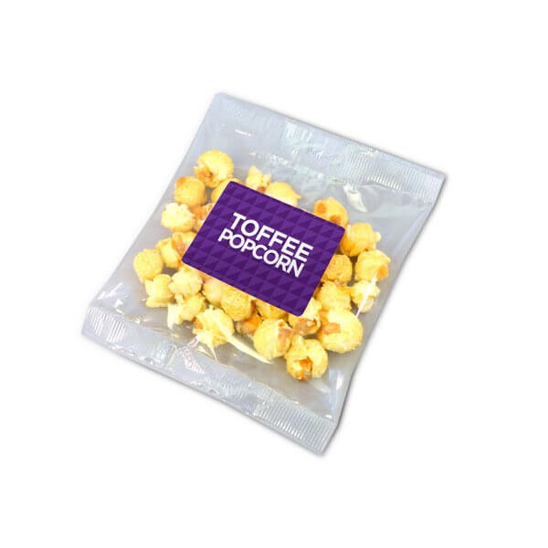 Toffee Popcorn Bag