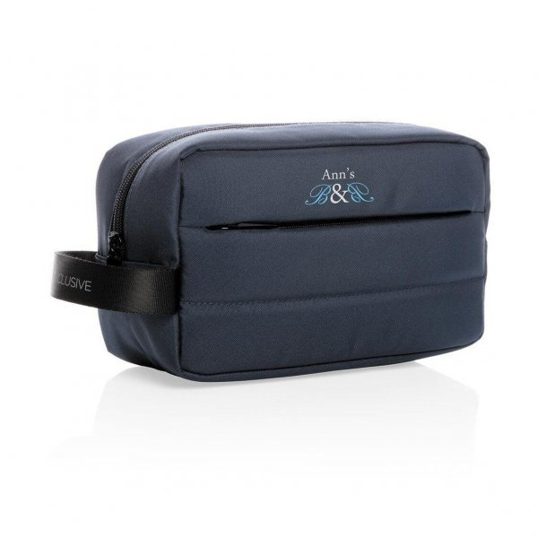Recycled RPET Toiletry Bag