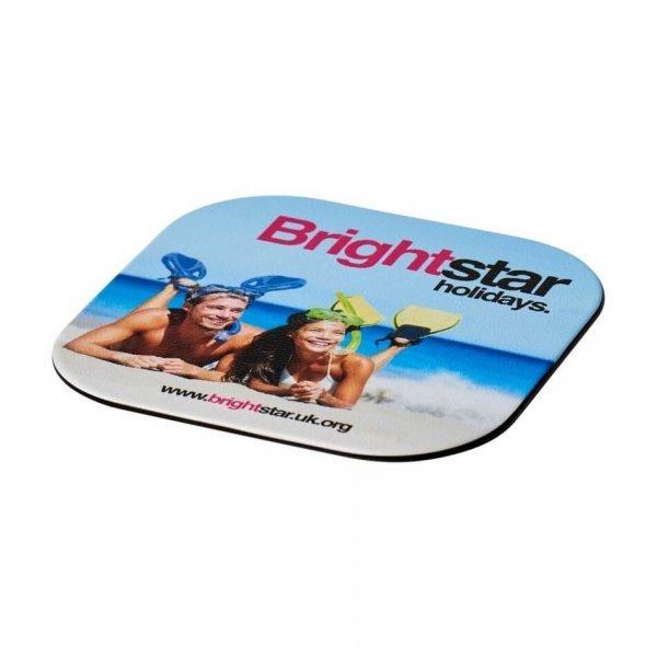 Recycled Non-Slip Coaster