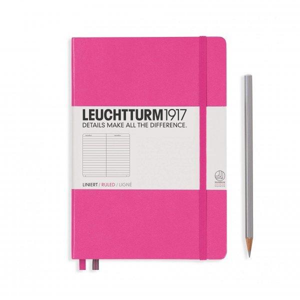 Leuchtturm1917 A5 Hardcover Notebook