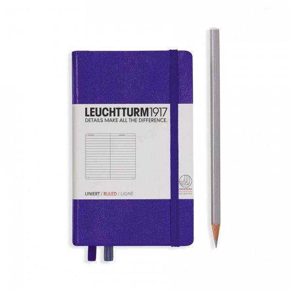 Leuchtturm1917 A6 Hardcover Notebook