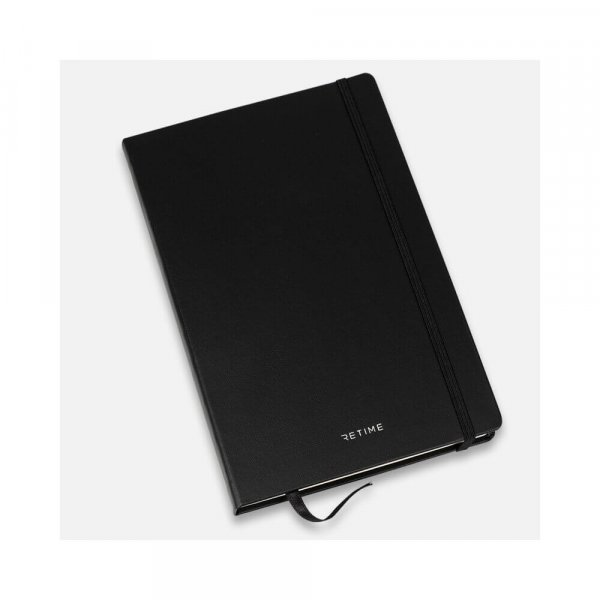 Regenerated Leather Matrix A5 Notebook