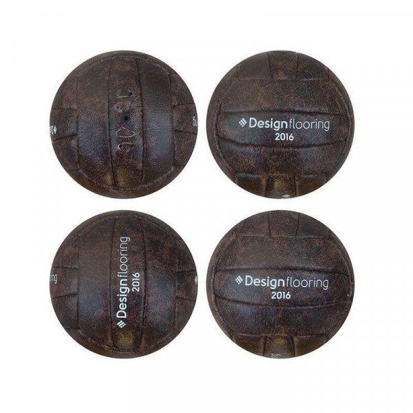 Mini Vintage Football