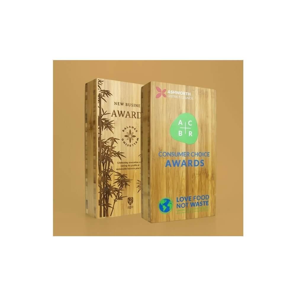 Bamboo Block Award