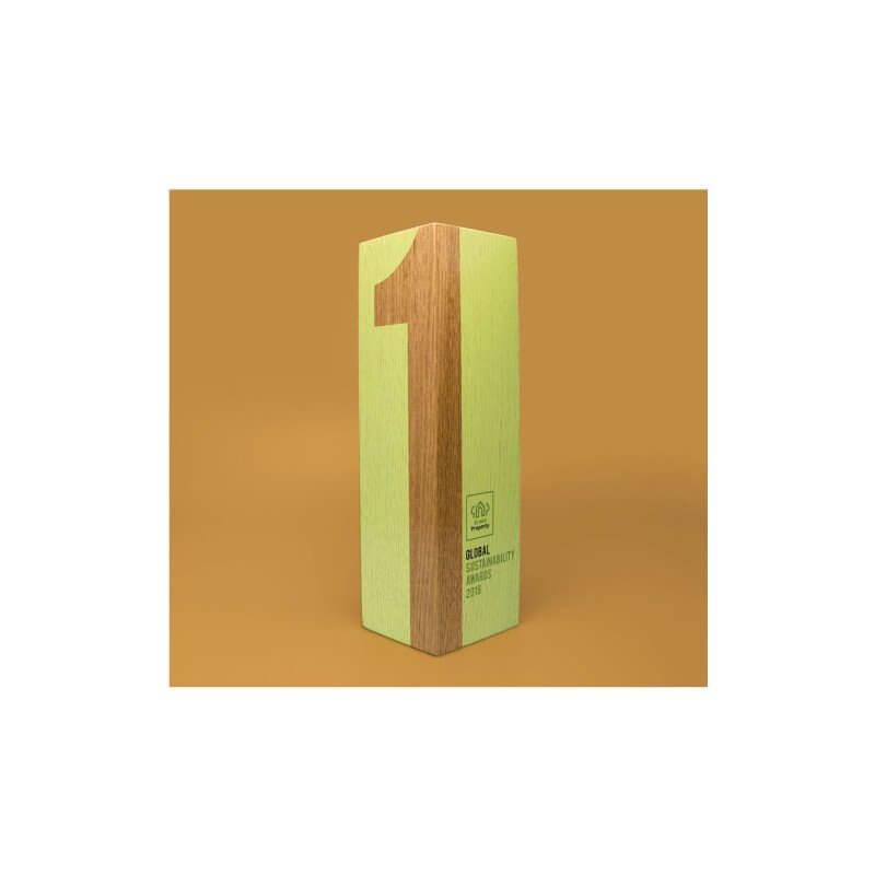 Solid Oak Column Award