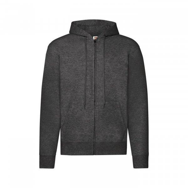 Classic Zipped Sweatshirt