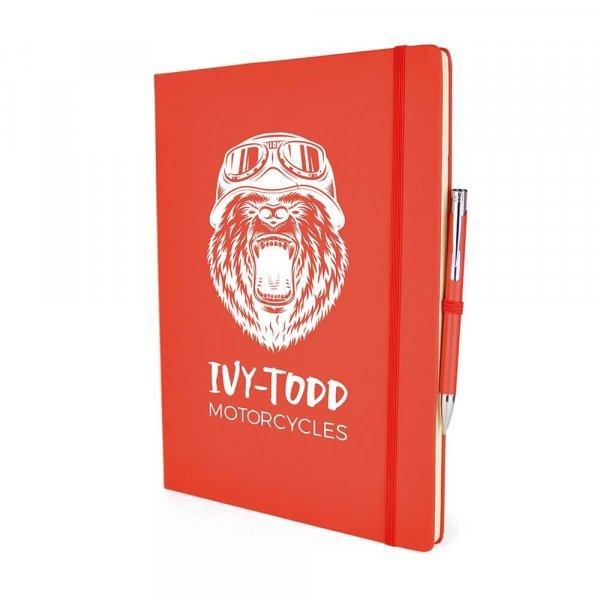A4 Notebook & Pen Set