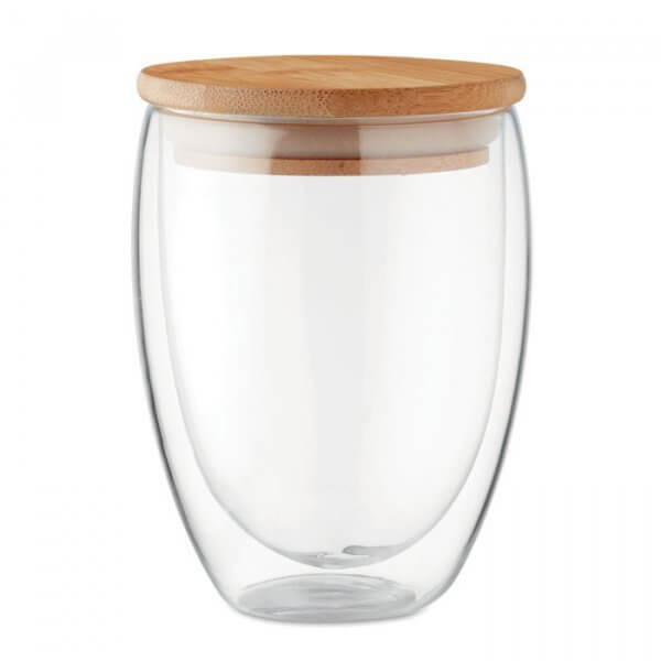 Tor Thermal Glass Cup