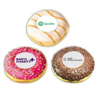 Branded Doughnuts