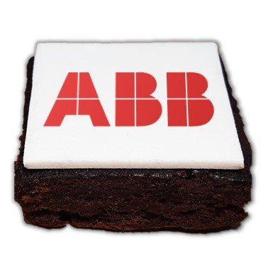 Branded Chocolate Brownie