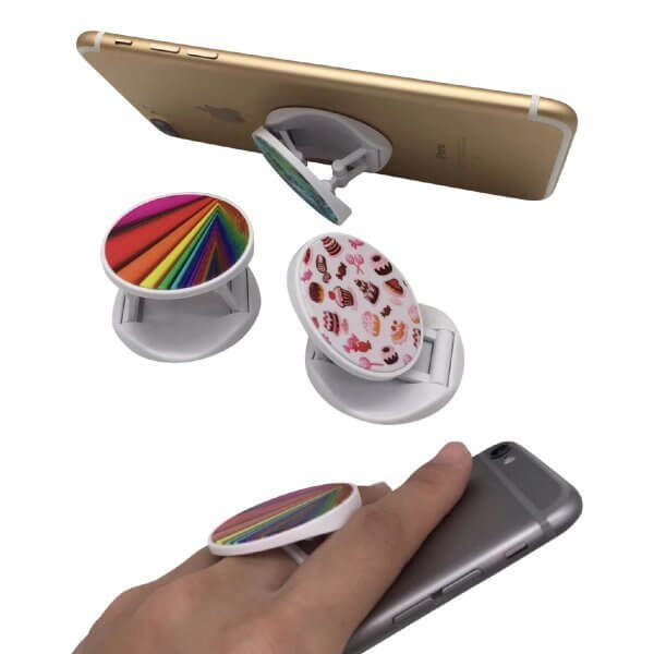 Finger Grip Phone Stand