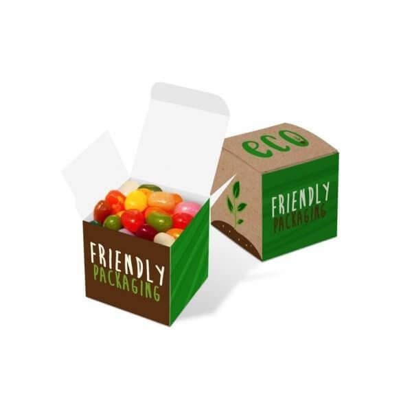 Eco Square Sweet Box